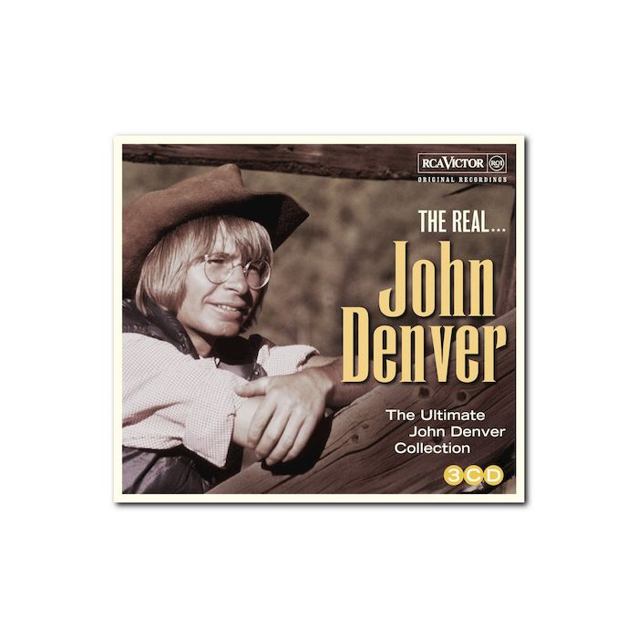 John Denver - THE REAL JOHN DENVER - CD - thumb - MediaWorld.it