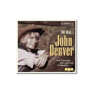 John Denver - THE REAL JOHN DENVER - CD - MediaWorld.it