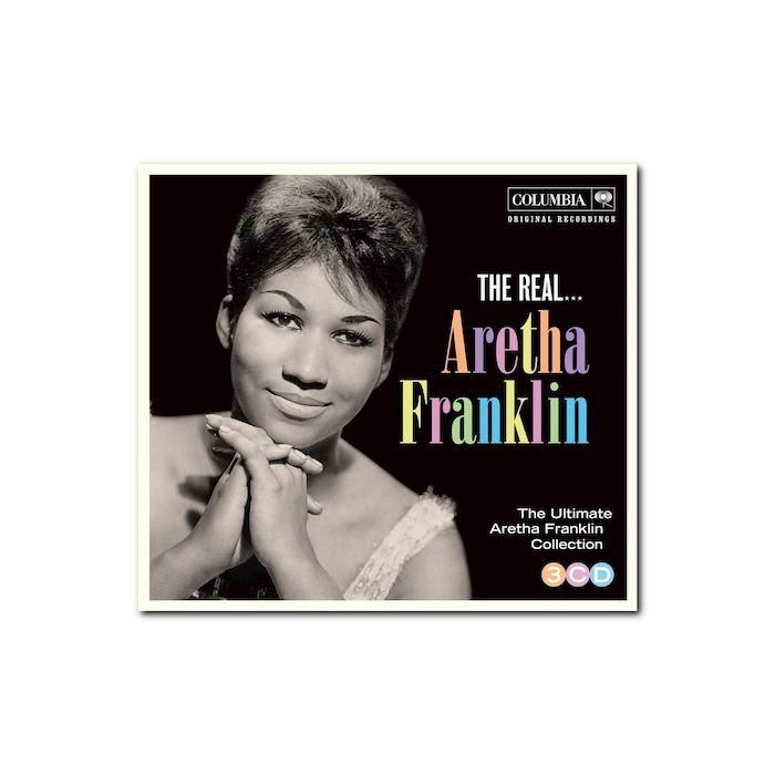 FRANKLIN ARETHA - THE REAL ARETHA FRANKLIN - CD - thumb - MediaWorld.it