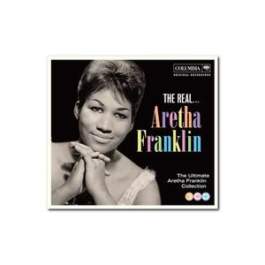 FRANKLIN ARETHA - THE REAL ARETHA FRANKLIN - CD - MediaWorld.it