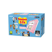 Console 2DS NINTENDO 2DS Pink + Tomodachi Life su Mediaworld.it