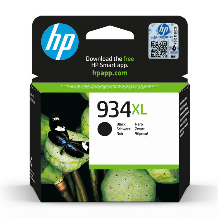 HP 934XL Nero cartuccia d'inchiostro originale XL C2P23AE - thumb - MediaWorld.it