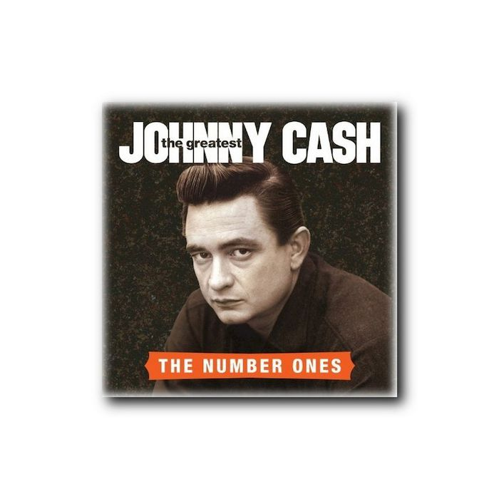 Johnny Cash - The Greatest: The Number Ones - thumb - MediaWorld.it