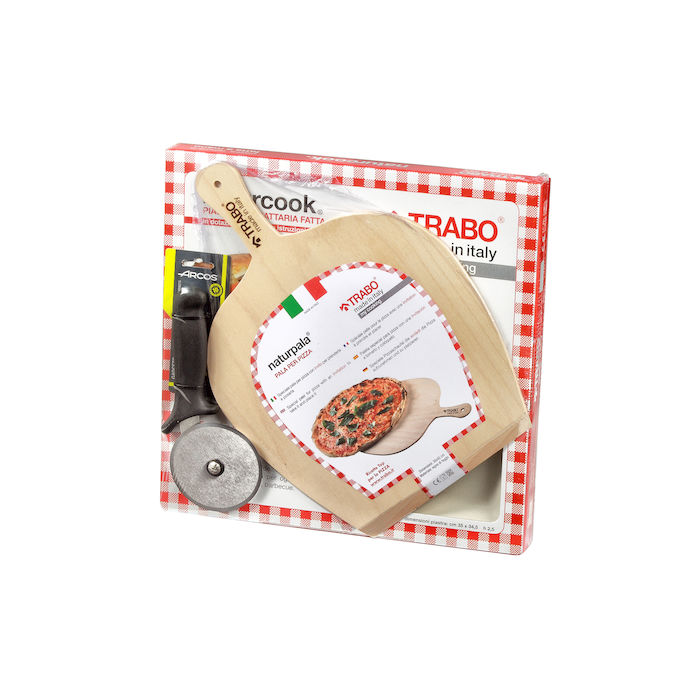 TRABO Kit Pizza - thumb - MediaWorld.it