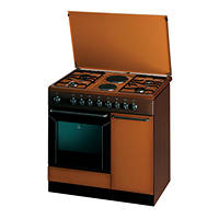 cucina gas/elettrica INDESIT K9B11SB(B)/I su Mediaworld.it
