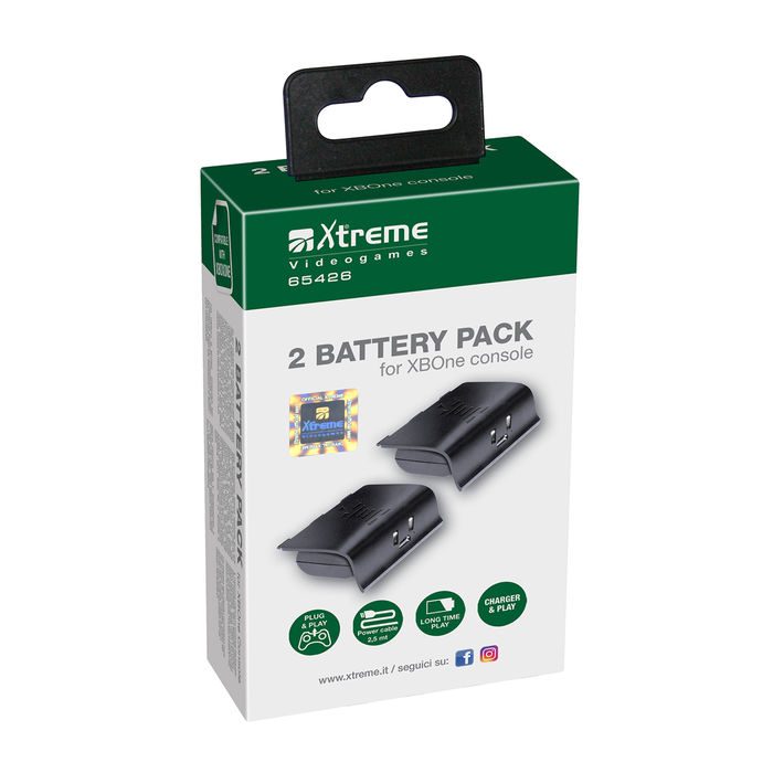 XTREME 2 Battery Pack - thumb - MediaWorld.it
