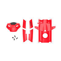 5 Covers + Viti per MINIDRONE ROLLING SPIDER PARROT Kit Cover Rosse Per Rolling Spider su Mediaworld.it
