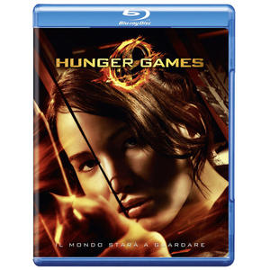 HUNGER GAMES - Blu-Ray - thumb - MediaWorld.it