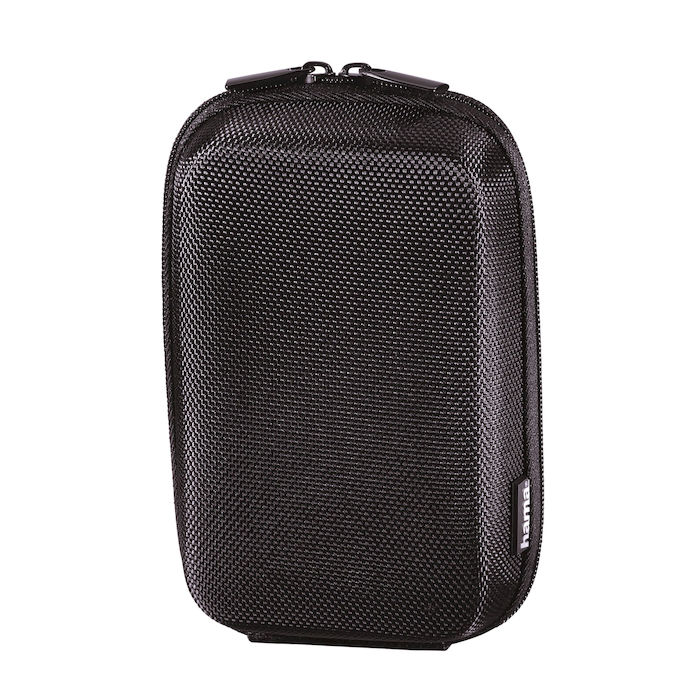 HAMA Borsa Hardcase Colour Style 80M nero (7,5x4,5x12,5 cm) - thumb - MediaWorld.it