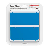 Cover New 3DS Cover Azzurra New 3DS su Mediaworld.it