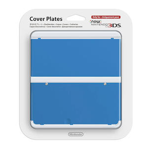 Cover Azzurra New 3DS - MediaWorld.it