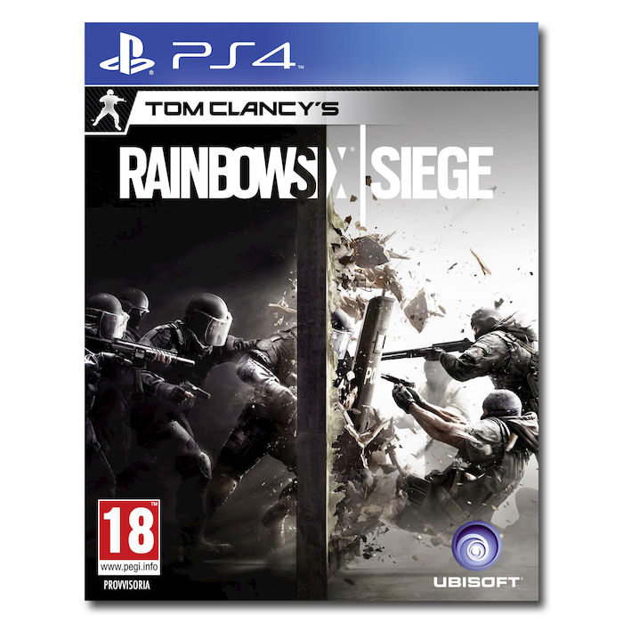 RAINBOW SIX SIEGE - PS4 - thumb - MediaWorld.it