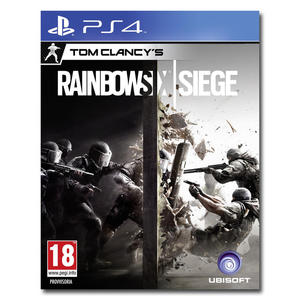 RAINBOW SIX SIEGE - PS4 - MediaWorld.it
