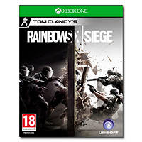 Gioco XBOX ONE RAINBOW SIX SIEGE - XBOX ONE su Mediaworld.it
