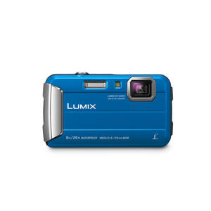 PANASONIC DMC-FT30EG-A AZZURRO - MediaWorld.it