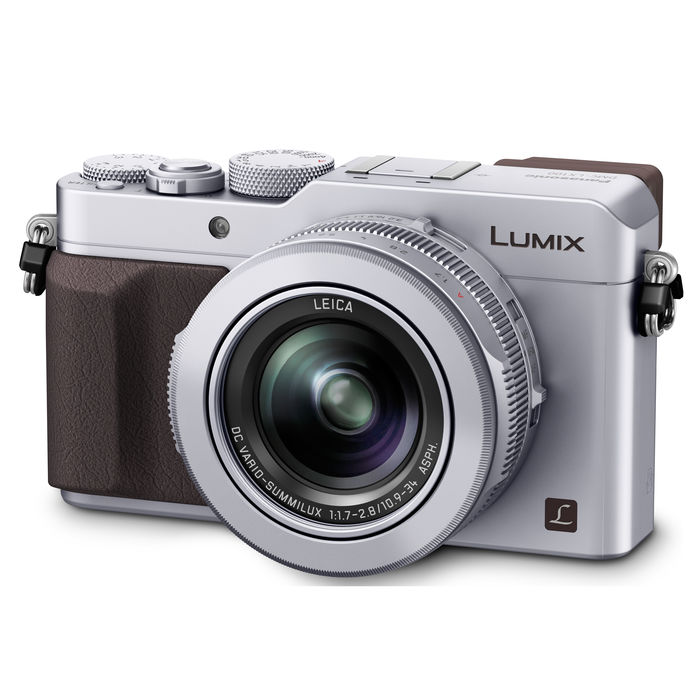 PANASONIC DMC-LX100EGS SILVER - thumb - MediaWorld.it