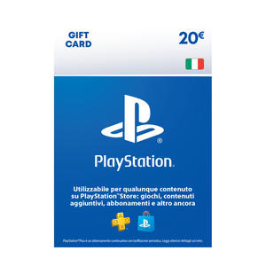 SONY PSN ESD 20E - thumb - MediaWorld.it
