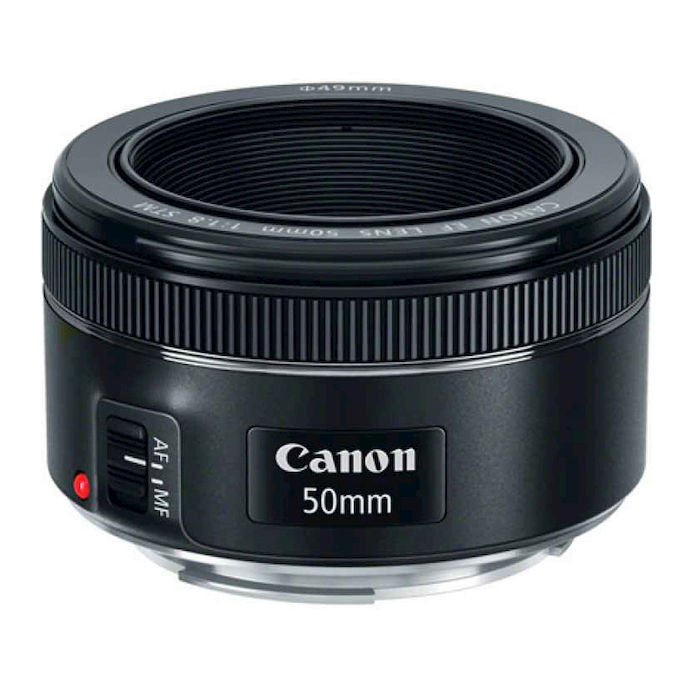 CANON EF 50MM F/1.8 STM - thumb - MediaWorld.it