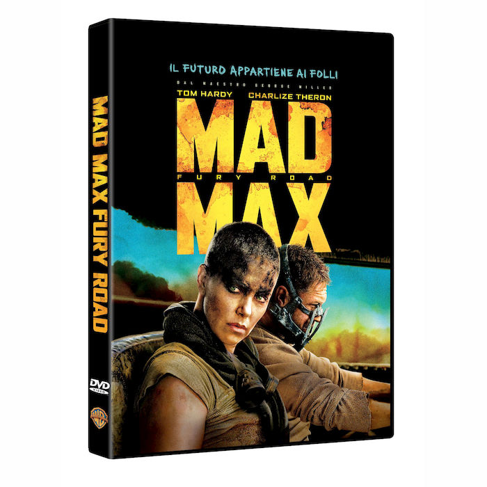 MAD MAX - FURY ROAD - DVD - thumb - MediaWorld.it