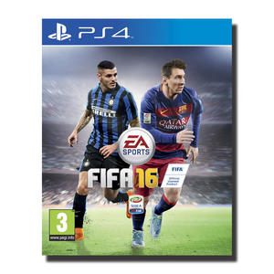 Fifa 16 - PS4 - PRMG GRADING OOBN - SCONTO 15,00% - MediaWorld.it