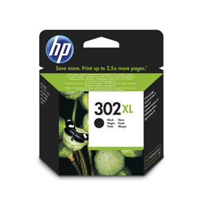 HP 302XL Nero cartuccia d'inchiostro originale XL F6U68AE - thumb - MediaWorld.it
