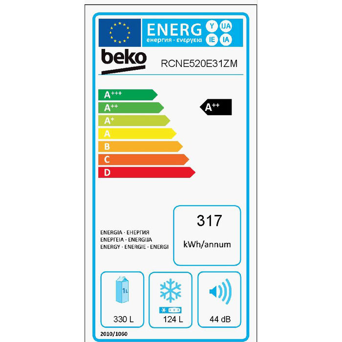 BEKO RCNE520E31ZM - thumb - MediaWorld.it