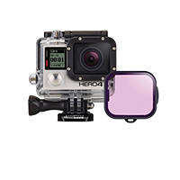 Filtro action cam GOPRO FILTRO SUB MAGENTA (DIVE) su Mediaworld.it