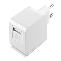Caricabatterie con cavo USB Cellularline USB Charger Kit Ultra - Fast Charge Lightning Cavo e caricabatterie 10W Bianco su Mediaworld.it