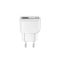 Caricabatterie compatto USB Cellularline USB Charger Ultra - Fast Charge Universale Caricabatterie a 10W Bianco su Mediaworld.it