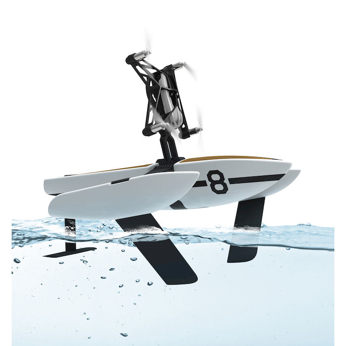 PARROT Hydrofoil New Z White - PRMG GRADING OOAN - SCONTO 10,00% - thumb - MediaWorld.it