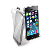 Cover in gomma per IPHONE 5S Cellularline Fine - Cover gomma trasparente per iPhone 5S/5 su Mediaworld.it