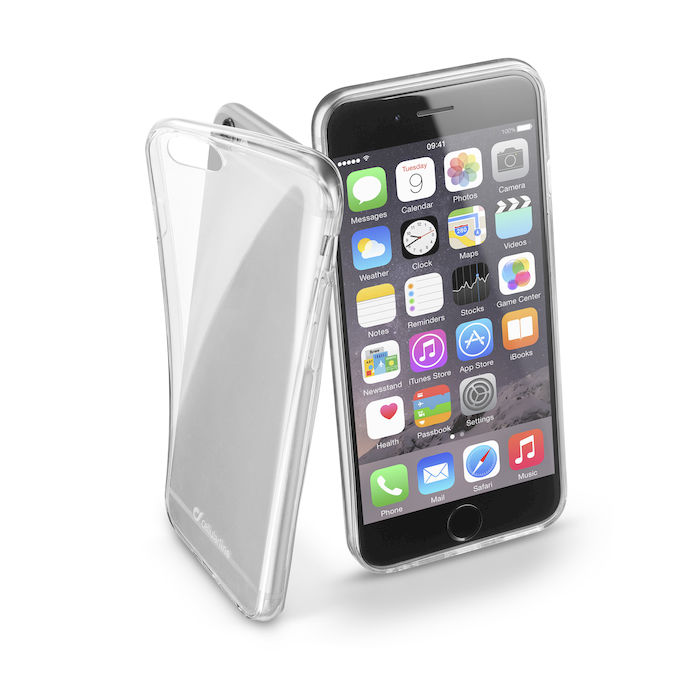 Cellularline Cover Gomma Fine iPhone 6 4,7 Trasp - thumb - MediaWorld.it