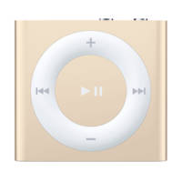 lettore MP3 APPLE IPOD SHUFFLE 2GB - ORO su Mediaworld.it