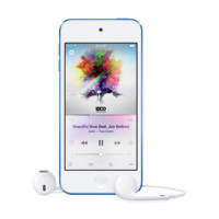 lettore MP3 APPLE IPOD TOUCH 16GB - BLUE su Mediaworld.it