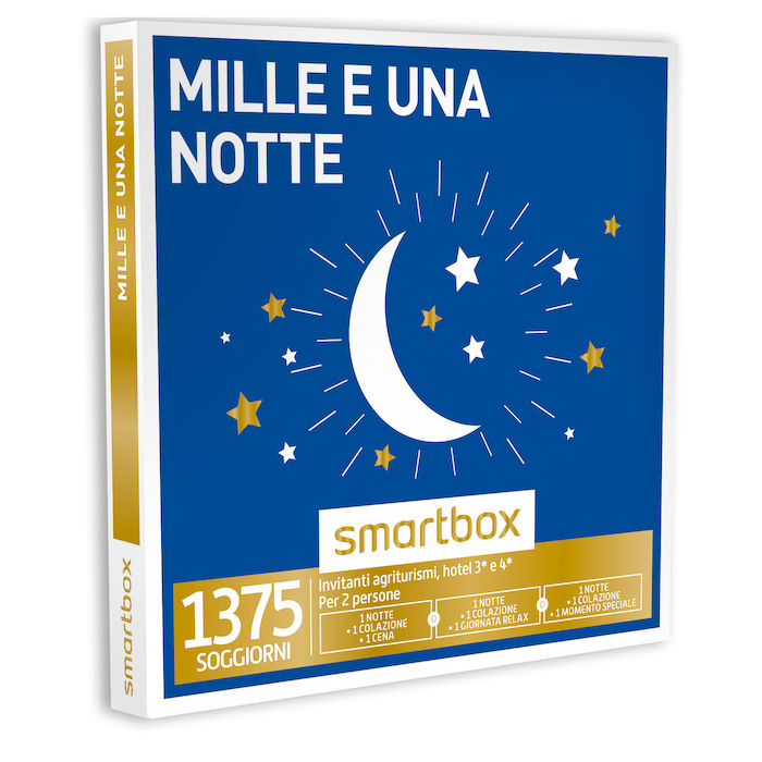 SMARTBOX Mille e una Notte | Mediaworld.it