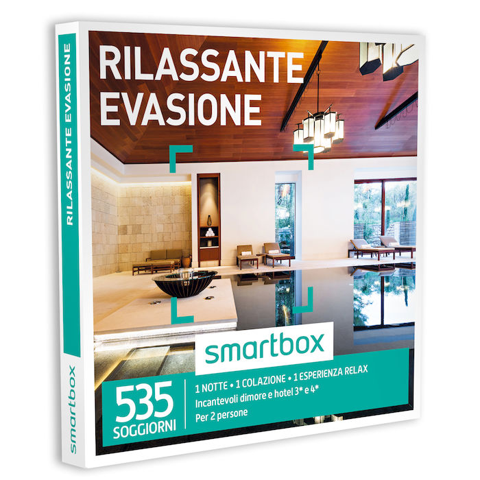 SMARTBOX Rilassante Evasione | Mediaworld.it