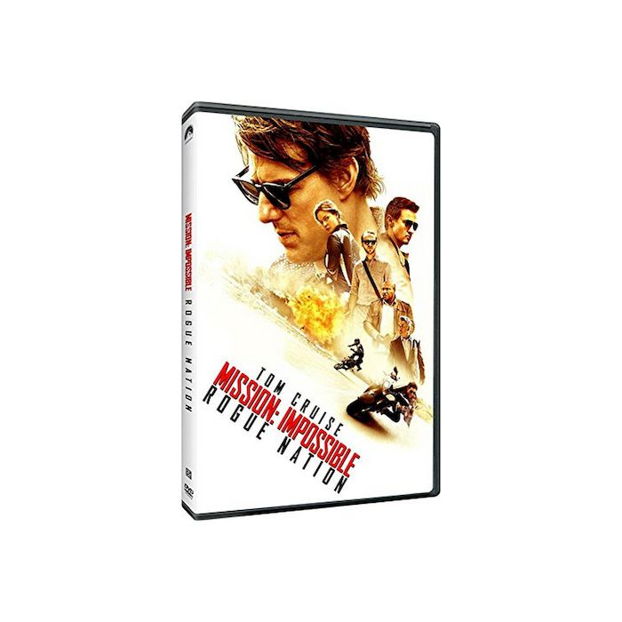 MISSION: IMPOSSIBLE. Rogue Nation - DVD - thumb - MediaWorld.it