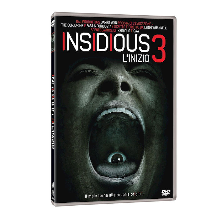 Insidious 3 - L'Inizio - DVD - thumb - MediaWorld.it