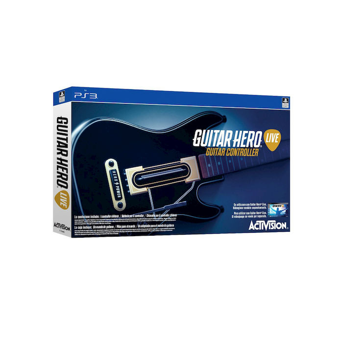 CHITARRA GUITAR HERO LIVE - PS3 - PRMG GRADING OOBN - SCONTO 15,00% - thumb - MediaWorld.it