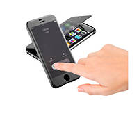 Custodia per Book Touch per IPHONE 6 Cellularline Book Touch - Custodia nera per iPhone 6S/6 Nero su Mediaworld.it