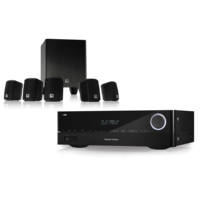 Sistema Home cinema 5.1 HARMAN KARDON AVR 151S + JBL CINEMA 510 su Mediaworld.it