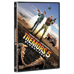 TREMORS 5 - DVD - thumb - MediaWorld.it