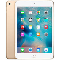 Tablet 7,9 '' 4G-LTE APPLE iPad mini 4 128GB Wi-Fi+Cellular Gold su Mediaworld.it