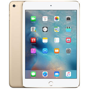 APPLE iPad mini 4 128GB Wi-Fi+Cellular Gold - thumb - MediaWorld.it