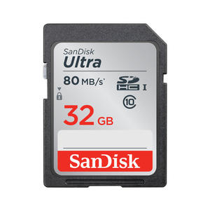 SanDisk Ultra 32GB - Scheda di Memoria SDHC - MediaWorld.it