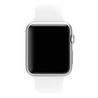 Cinturino  per APPLE WATCH 42 mm. APPLE Cinturino Sport bianco (42 mm) su Mediaworld.it