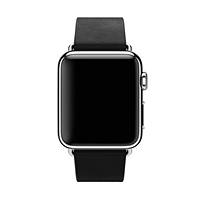 Cinturino  per APPLE WATCH 38 mm. Large APPLE Cinturino modern nero (38 mm) - Large su Mediaworld.it