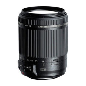 TAMRON 18-200 VC per Canon - MediaWorld.it