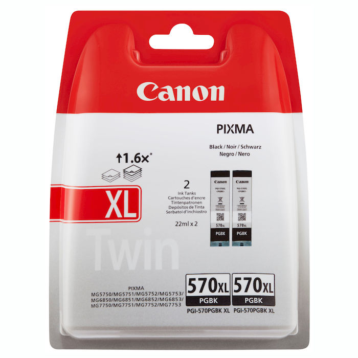 CANON PGI-570XL - thumb - MediaWorld.it