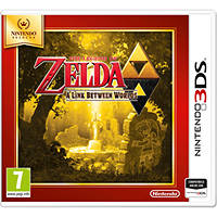 Gioco 3DS THE LEGEND OF ZELDA - A Link Between Worlds SELECT - 3DS su Mediaworld.it